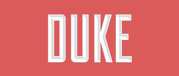 Font Duke