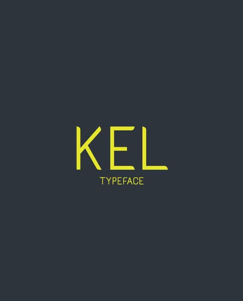 Font KEL