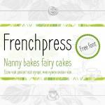Шрифт Frenchpress