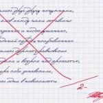 Шрифт denistina