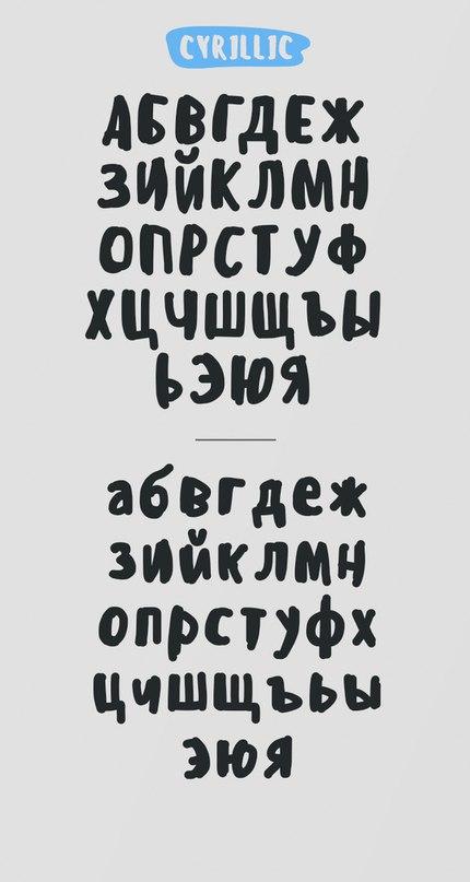 sensei шрифт скачать бесплатно