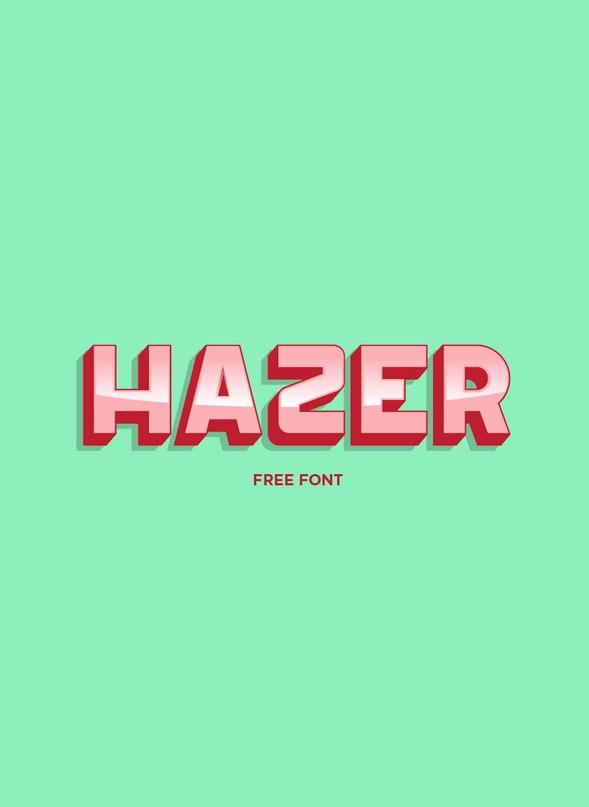 hazer alt шрифт скачать бесплатно