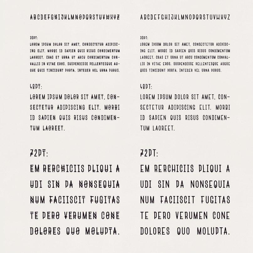 Nazare шрифт скачать бесплатно