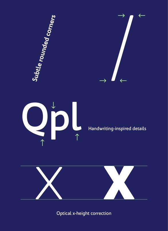 Bw Quinta Pro Light-Desktop шрифт скачать бесплатно