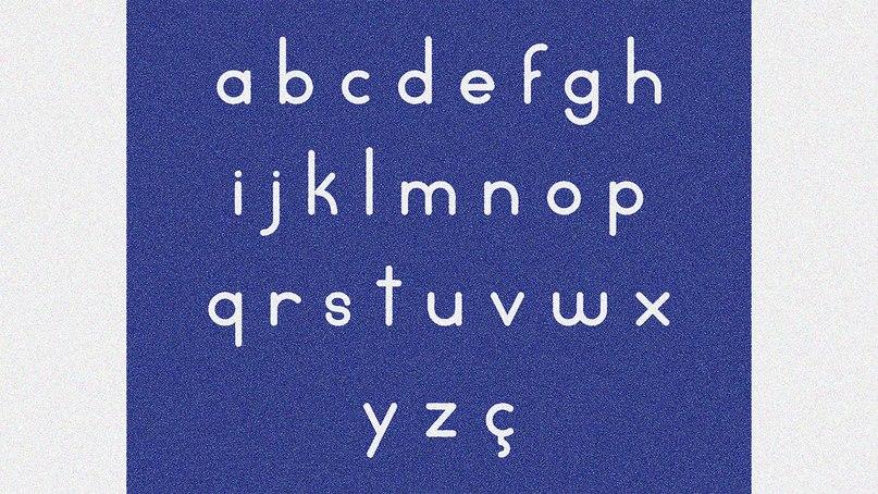 Woom Typeface шрифт скачать бесплатно