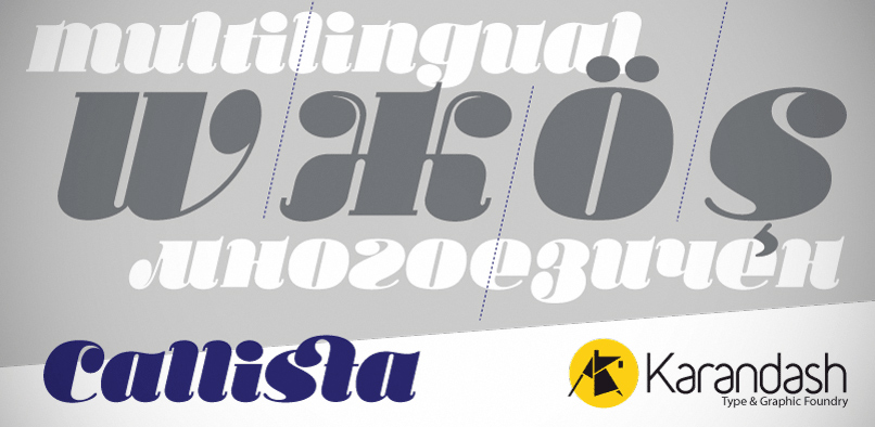 Font KaCallista