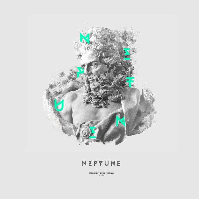 Neptune шрифт скачать бесплатно