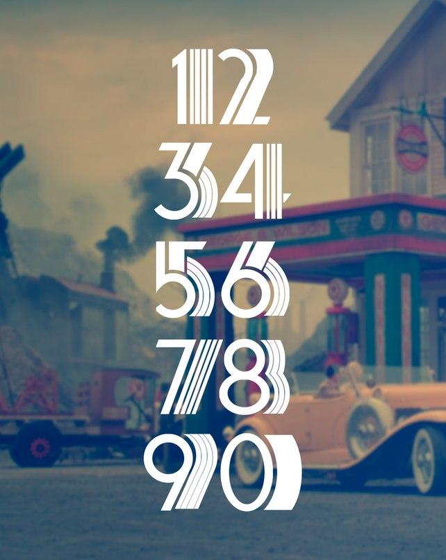 The   Gatsby шрифт скачать бесплатно