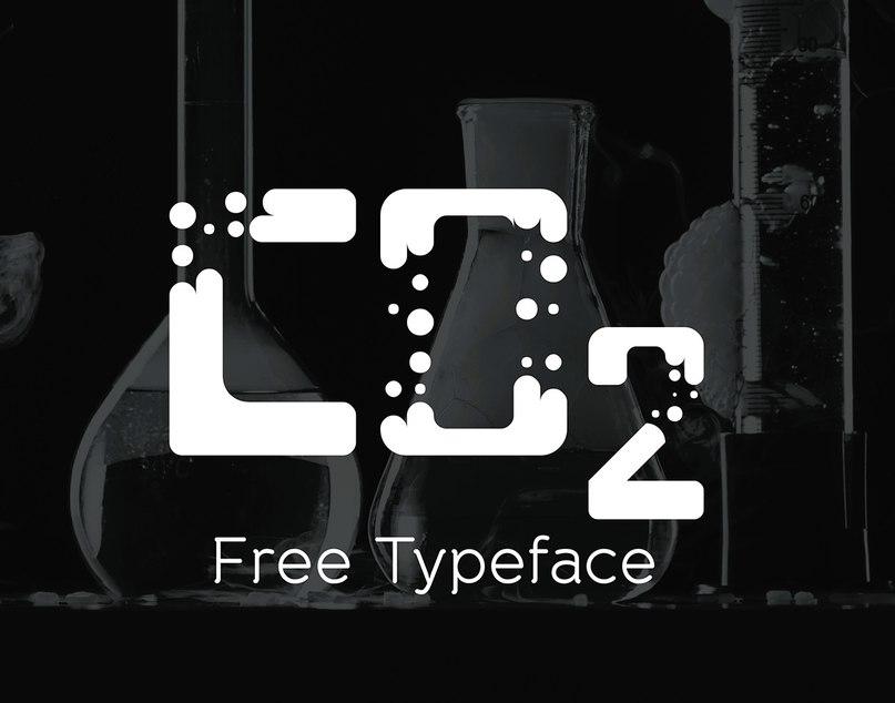 COtwo шрифт скачать бесплатно