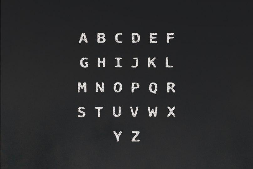 Devotion Free Font шрифт скачать бесплатно