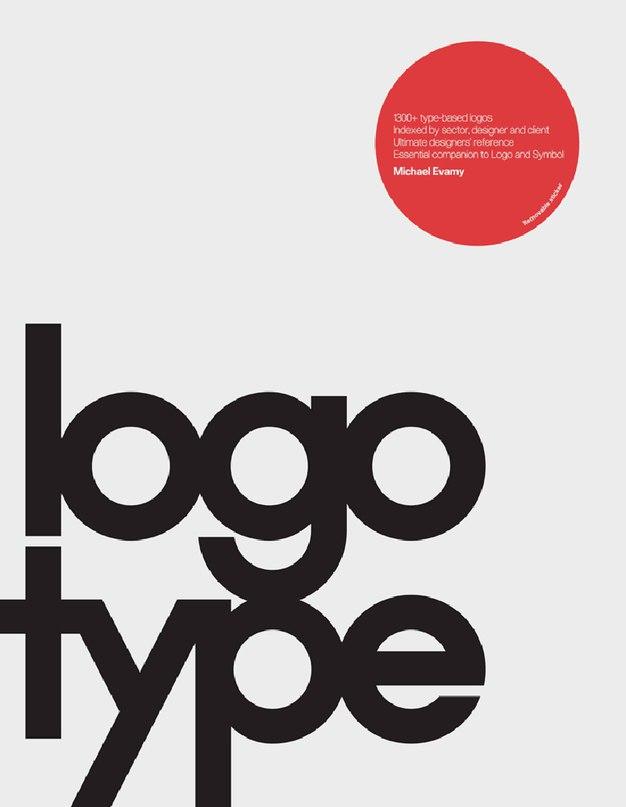 Logotype - Michael Evamy шрифт скачать бесплатно
