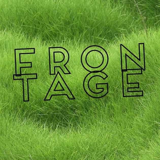 Frontage шрифт скачать бесплатно