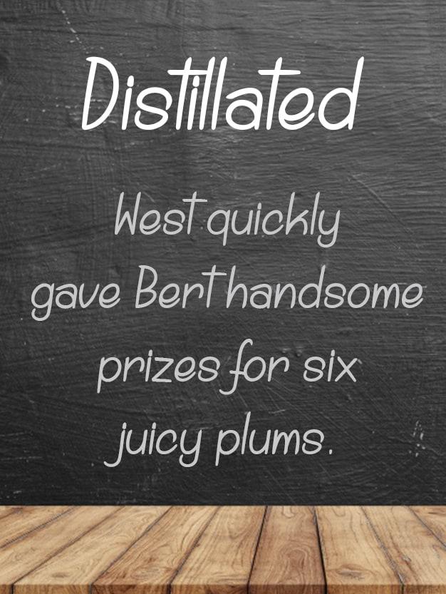 Distillated шрифт скачать бесплатно
