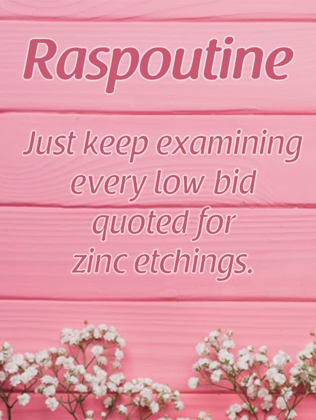 Raspoutine шрифт скачать бесплатно