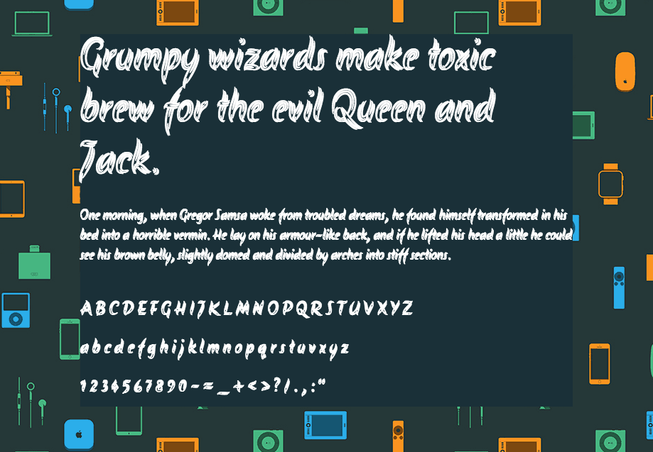 Akronim шрифт скачать бесплатно