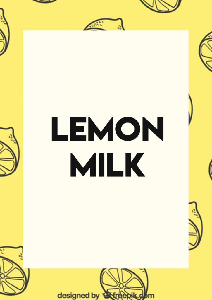 Lemon Milk шрифт скачать бесплатно