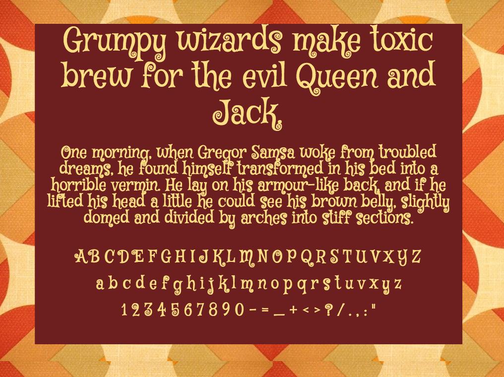 Mystery Quest шрифт скачать бесплатно