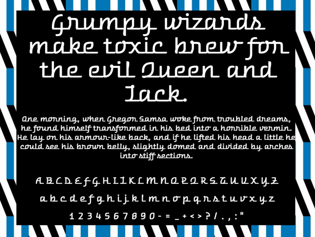 Warnes шрифт скачать бесплатно
