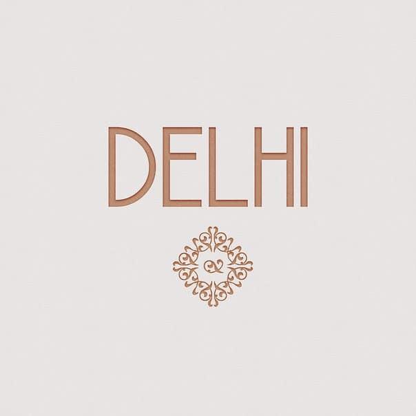 Delhi шрифт скачать бесплатно