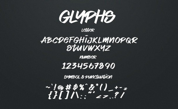 Watch шрифт скачать бесплатно