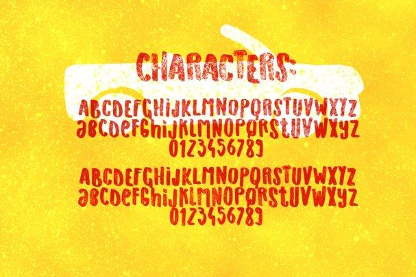 Originals Typeface шрифт скачать бесплатно