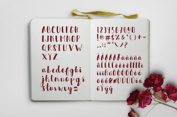 Faeriefire Typeface шрифт скачать бесплатно
