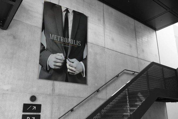 Metropolis шрифт скачать бесплатно