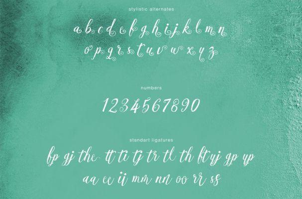 Esmeralda шрифт скачать бесплатно