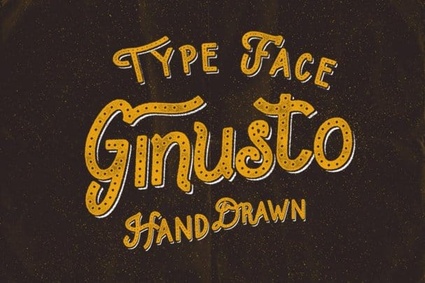 Ginusto Family шрифт скачать бесплатно