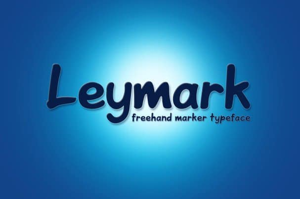 Leymark шрифт скачать бесплатно