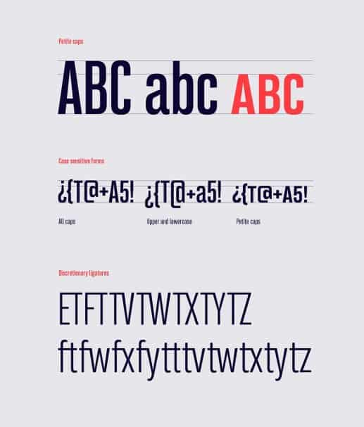 Bw Stretch font family шрифт скачать бесплатно
