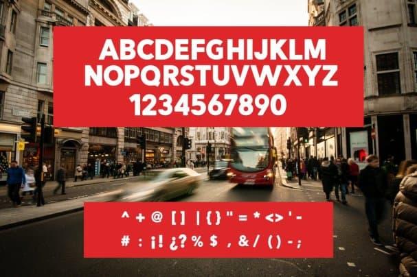 Sovereign Typeface шрифт скачать бесплатно