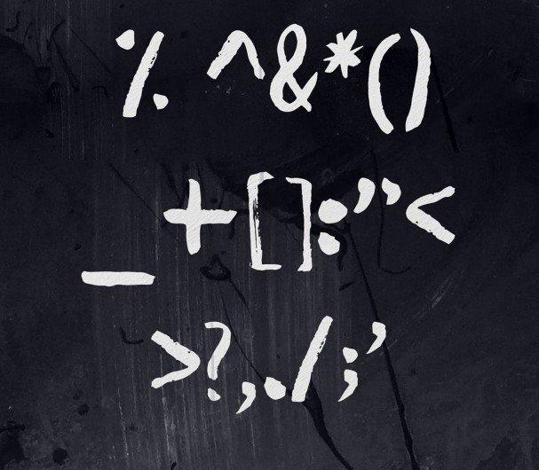 Besom Extended шрифт скачать бесплатно