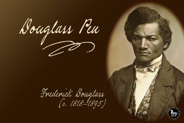 Douglass Pen шрифт скачать бесплатно