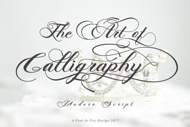 Photograph - Script Wedding шрифт скачать бесплатно