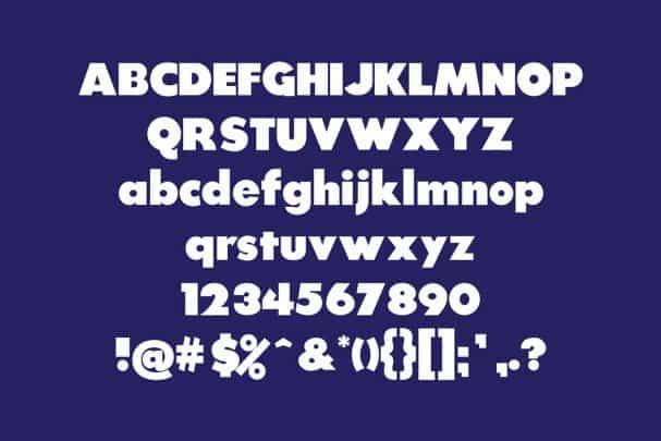 Kabadi шрифт скачать бесплатно