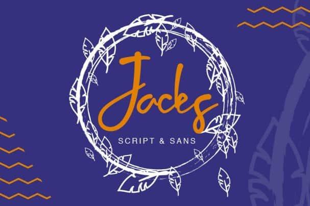 Jacks   шрифт скачать бесплатно