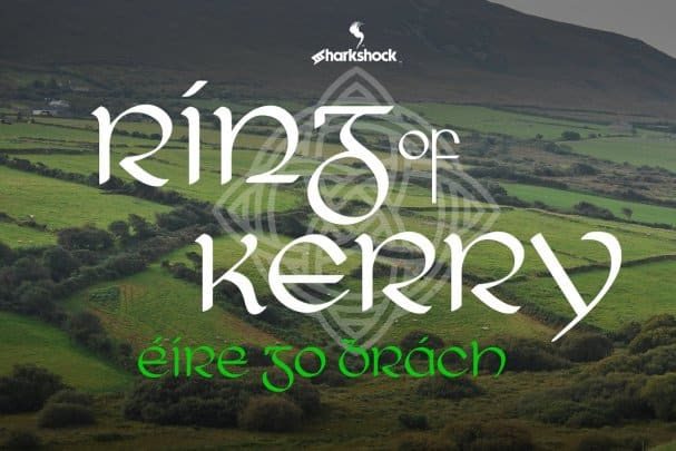 Ring of Kerry шрифт скачать бесплатно