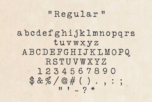 Silk Remington шрифт скачать бесплатно