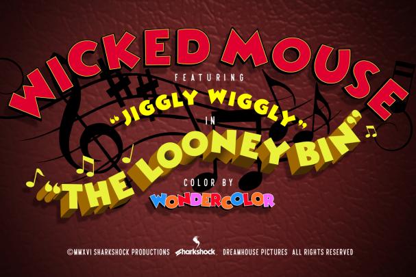 Wicked Mouse шрифт скачать бесплатно