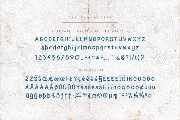 Smouchy Font Duo шрифт скачать бесплатно