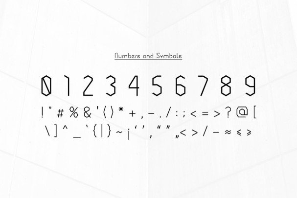 Cornera Font шрифт скачать бесплатно