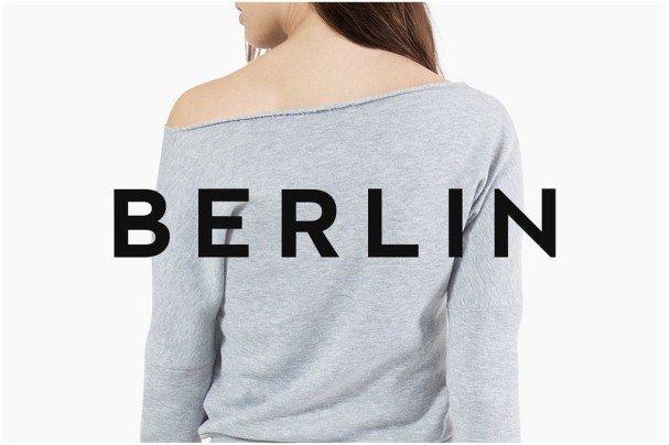 BERLIN - Minimal Sans-Serif Typeface + Web Font шрифт скачать бесплатно