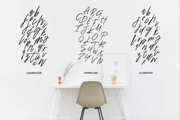 Katastrophe Font шрифт скачать бесплатно