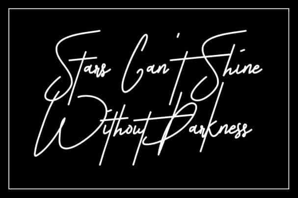 Astronout Signature Typeface шрифт скачать бесплатно