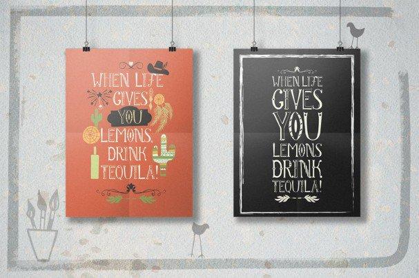 Patrick   & Lettering Kit шрифт скачать бесплатно