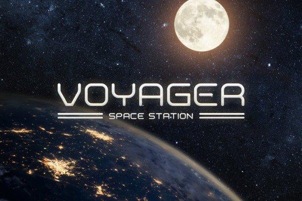 Voyager Typeface шрифт скачать бесплатно