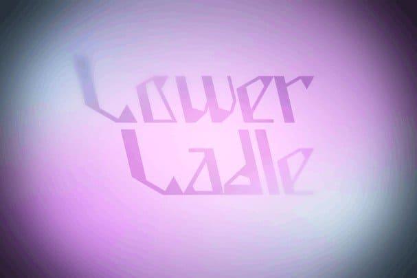Lower Ladle Font шрифт скачать бесплатно
