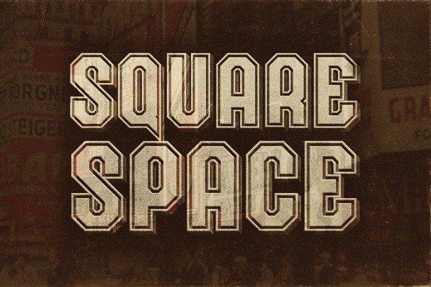 SquareSpace Font шрифт скачать бесплатно
