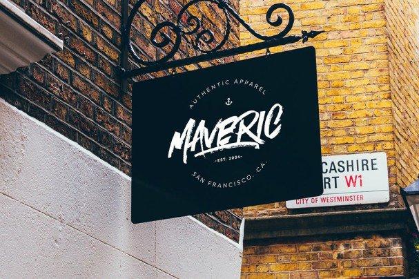 Mystique Marker Font шрифт скачать бесплатно